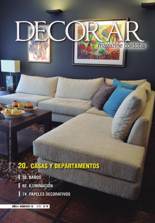 Decorar Magazine 9 By Ramiro Masjoan Issuu # Muebles Cover Decoracion