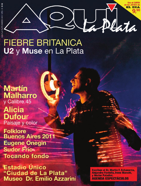 Revista Aquí La Plata 35 by EDIPROM - issuu