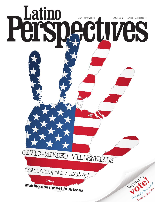 Latino Perspectives Magazine July 2012 By Latino