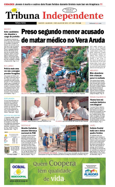 7277c834c3251 Edição número 1485 - 3 de julho de 2012 by Tribuna Hoje - issuu