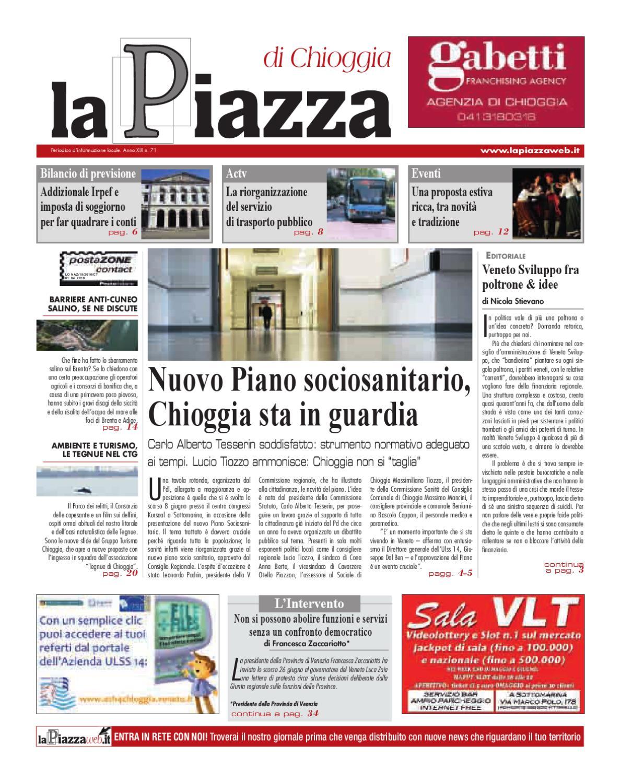 La Piazza di Chioggia - 2012 giu n71 by lapiazza give emotions - issuu 282dd10a797