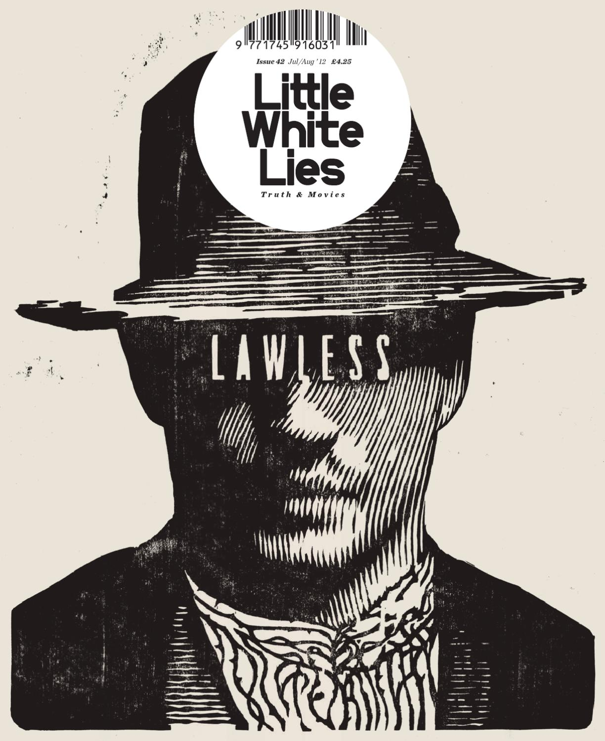 Little White Lies 42 Lawless By The Church Of London Issuu