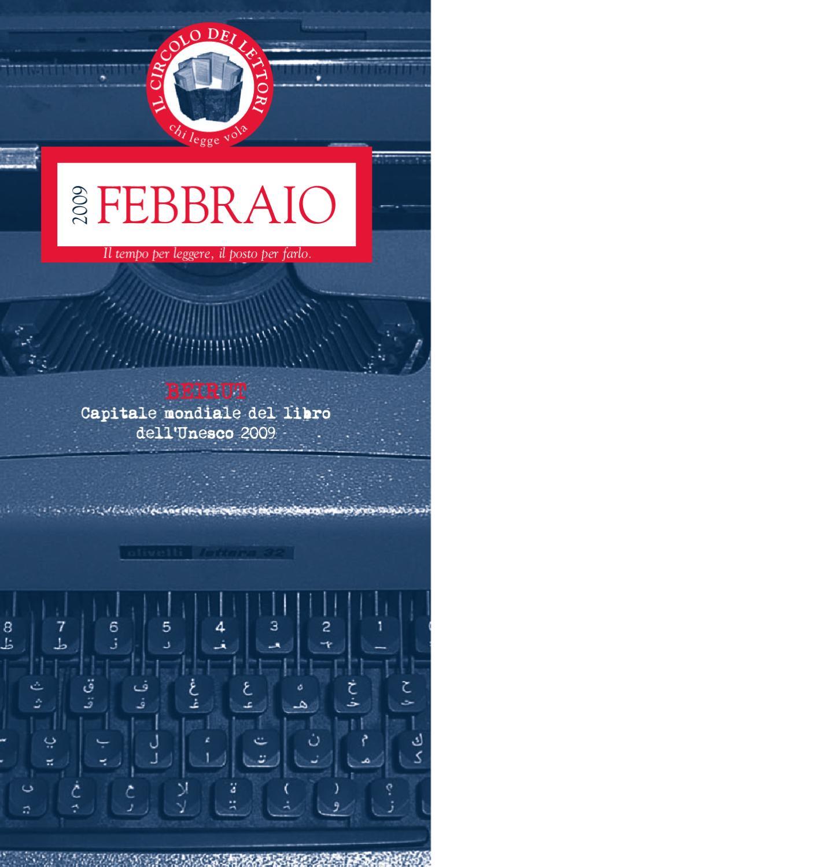 Programma Circolo dei lettori febbraio 2009 by il Circolo ...