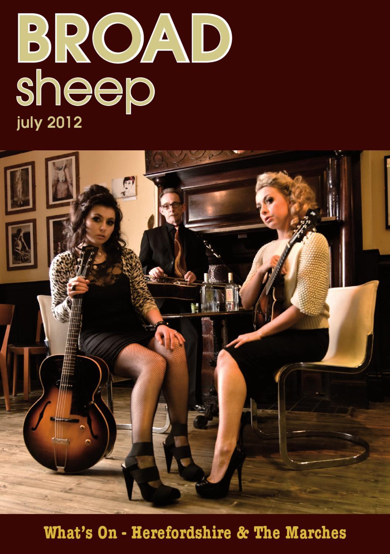 Broad Sheep July by Broadsheep - issuu