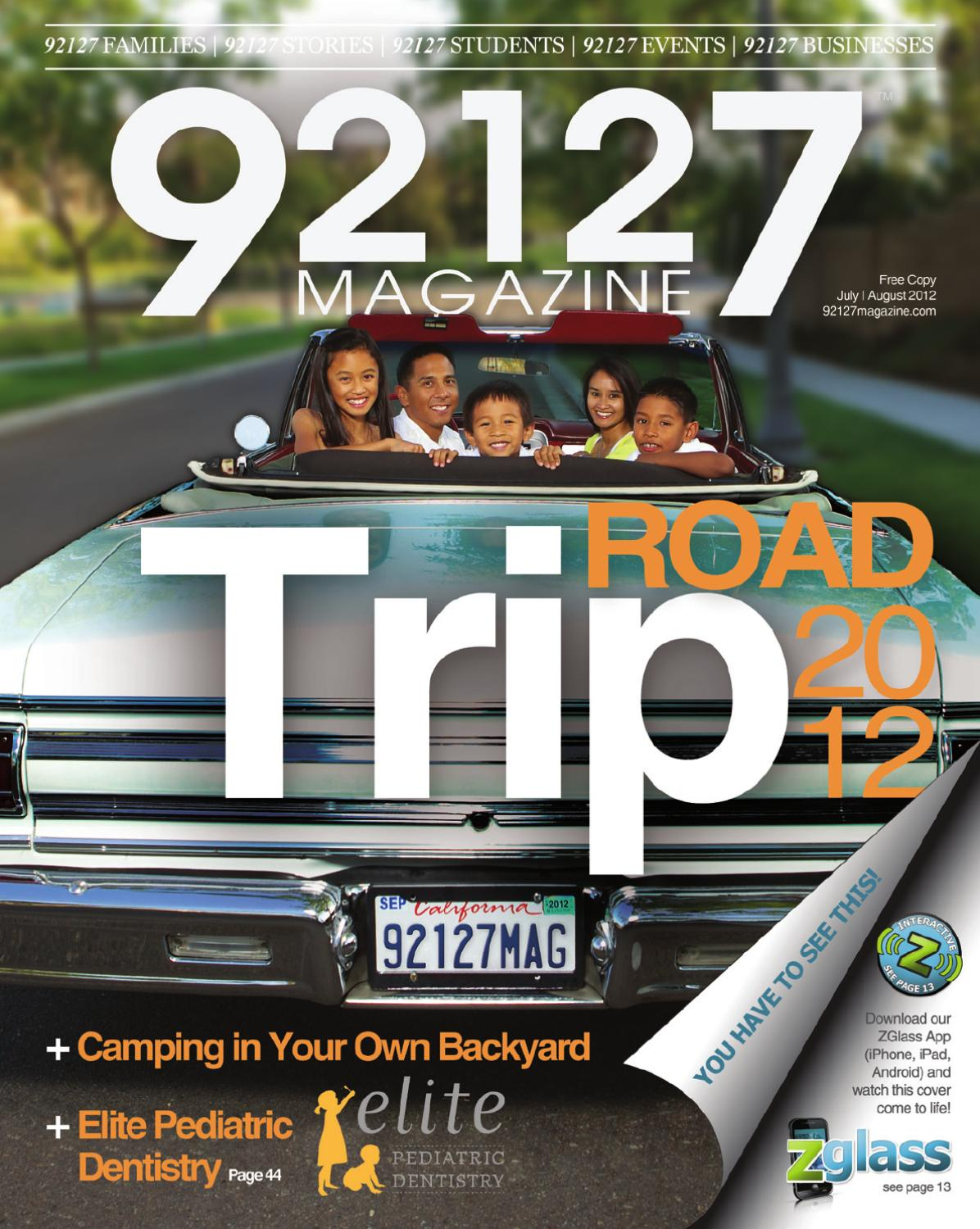 92127 magazine july august 2012 by zcode magazines susco media