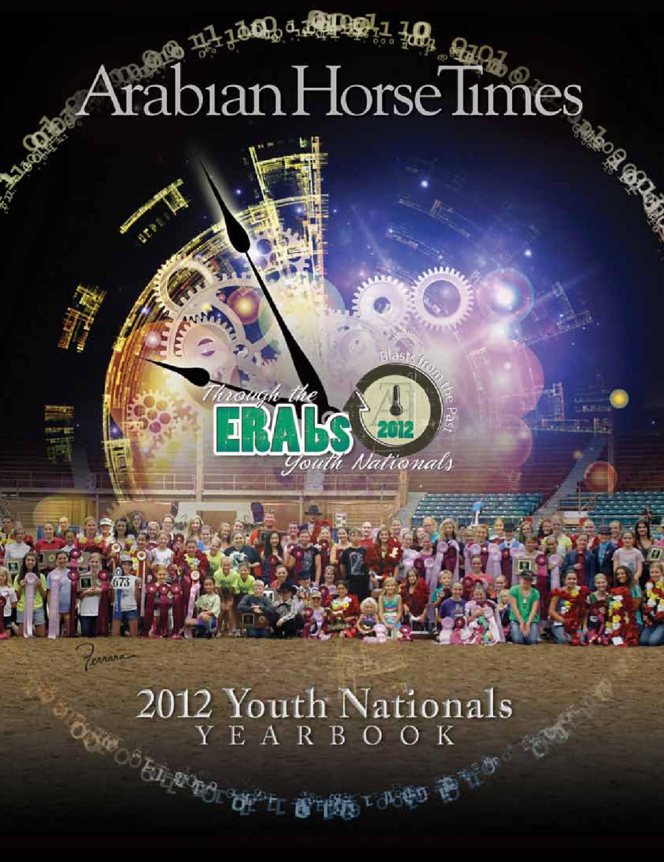 2012 Arabian Horse Times Youth Nationals Yearbook By Palomino Daria Handbag Plum Issuu
