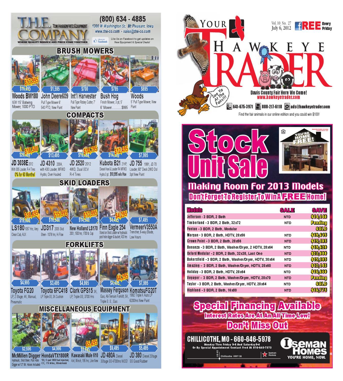 July 06, 2012 by Hawkeye Trader - issuu