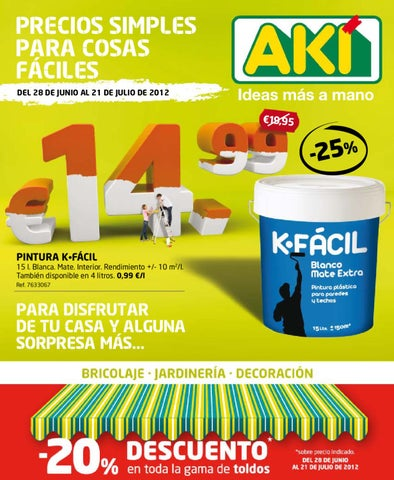 Cesped artificial aki compra online reserva online csped for Piscinas aki catalogo