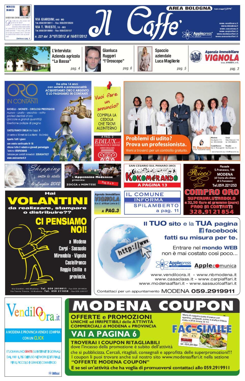 Studio Massaggio Shiro Su Lettino Con Materasso Ad Acqua Calda.Il Caffe Area Bologna 3 Luglio 2012 By Apple Press Group Srl Issuu