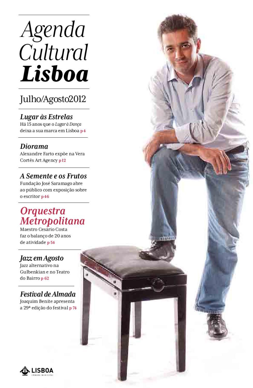 Agenda Cultural de Lisboa | julho / agosto 2012 by Agenda Cultural - issuu