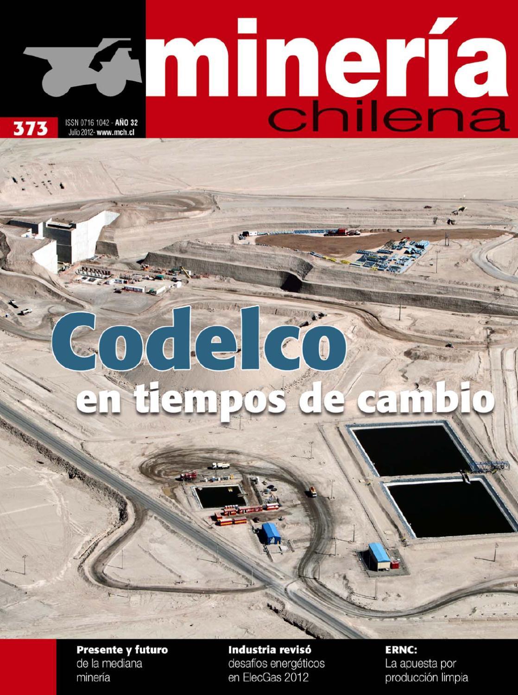 Codelco en tiempos de cambio by Editec - issuu