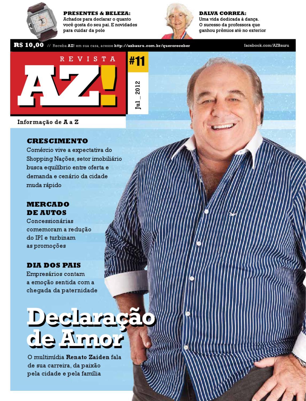 Revista AZ! - Décima primeira edição by Revista AZ! - issuu 00b6bd18669fd