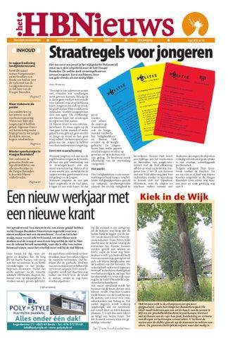 6f99f2c9e458f3 Haagse Beemden 05-07-2012 by Uitgeverij Em de Jong - issuu