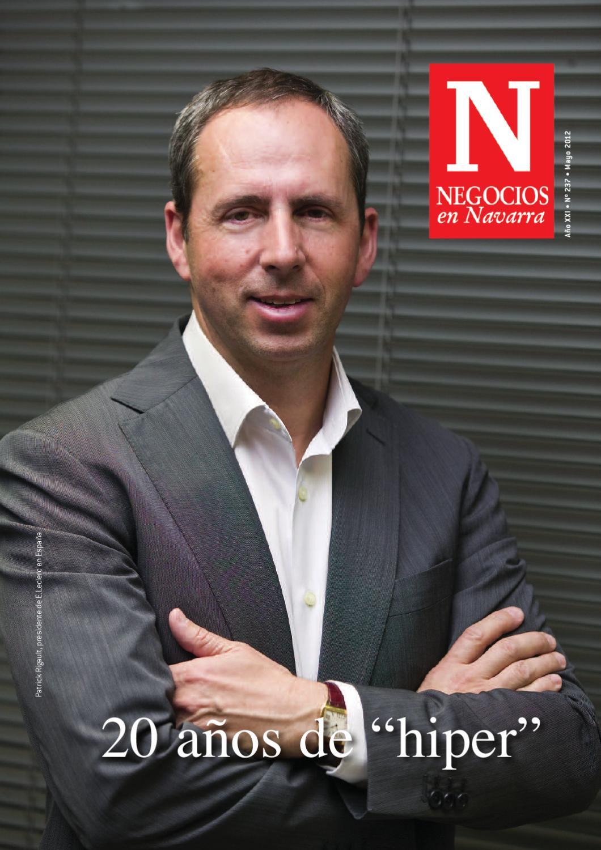 Negocios 237 by Navarra Consultores de Comunicación, S.L. - issuu