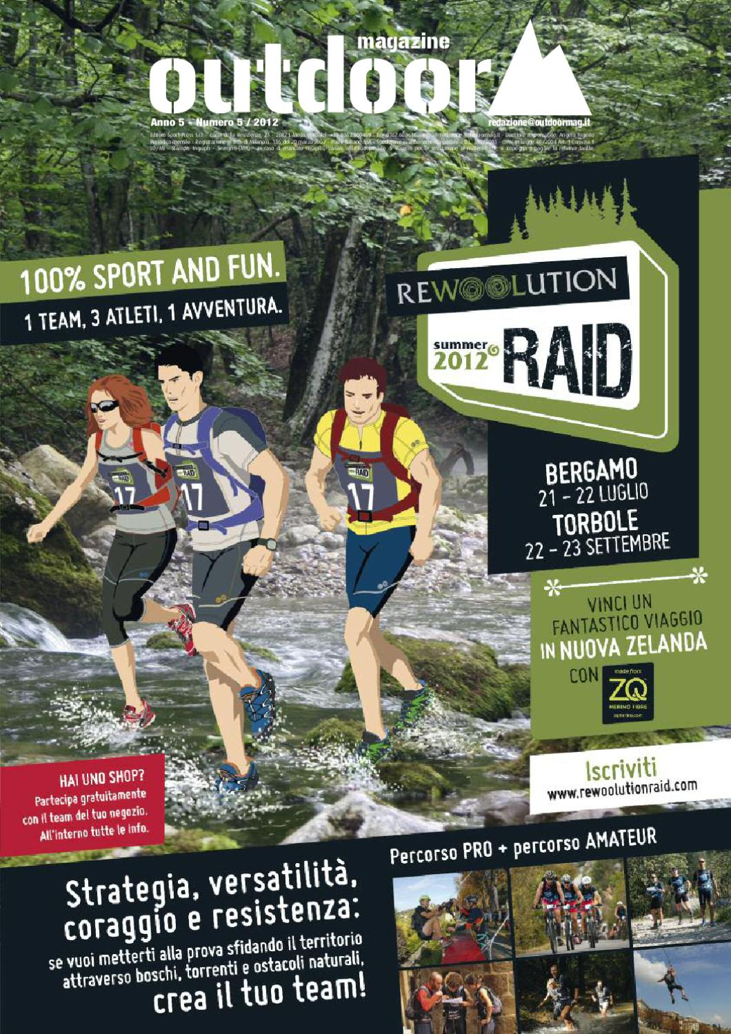 Outdoor Magazine n°5 by Sport Press - issuu 7f89a227c04