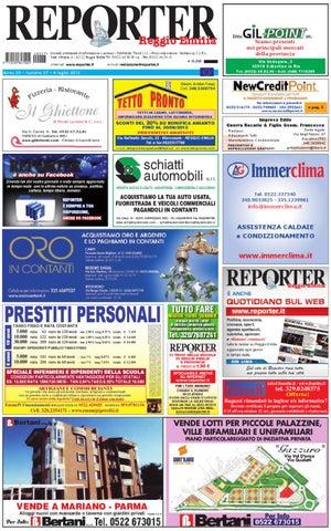 Reggio Emilia Giornale settimanale di informazione e annunci - Pubblicità   Trend S.r.l. - Fotocomposizione  Mediacoop S.C.R.L. Viale Olimpia dacb37d06c0