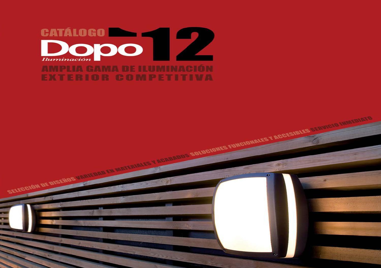 Catalogo Y Lista De Presios Dopo 2012 By Gomez Moreno