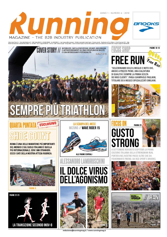 Running Magazine n° 6-2012 by Sport Press - issuu 93ca44a79a4