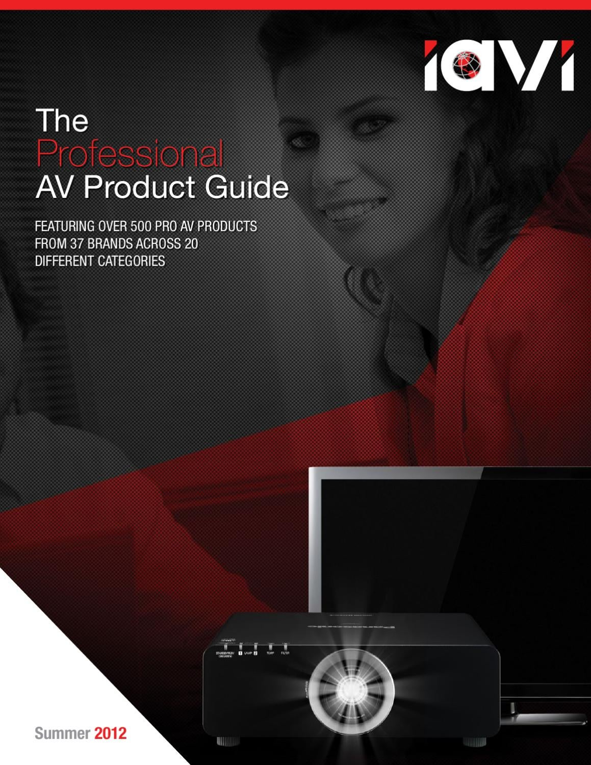 Iavi Summer 2012 Product Catalog By James Kupczak Issuu As All Wireless Control System Ultrasonic Lampbrightness Controller
