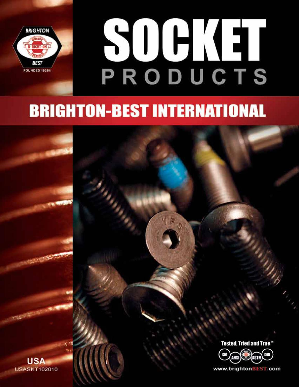 Brighton-Best International 012337 Socket Socket Head Screw 18-8 Stainless Steel 5//8-11 Thread Size Pack of 25 Pack of 25 Hex 3 Long 5//8-11 Thread Size 3 Long