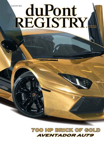 Dupontregistry autos august 2012 by dupont registry issuu page 1 fandeluxe Images