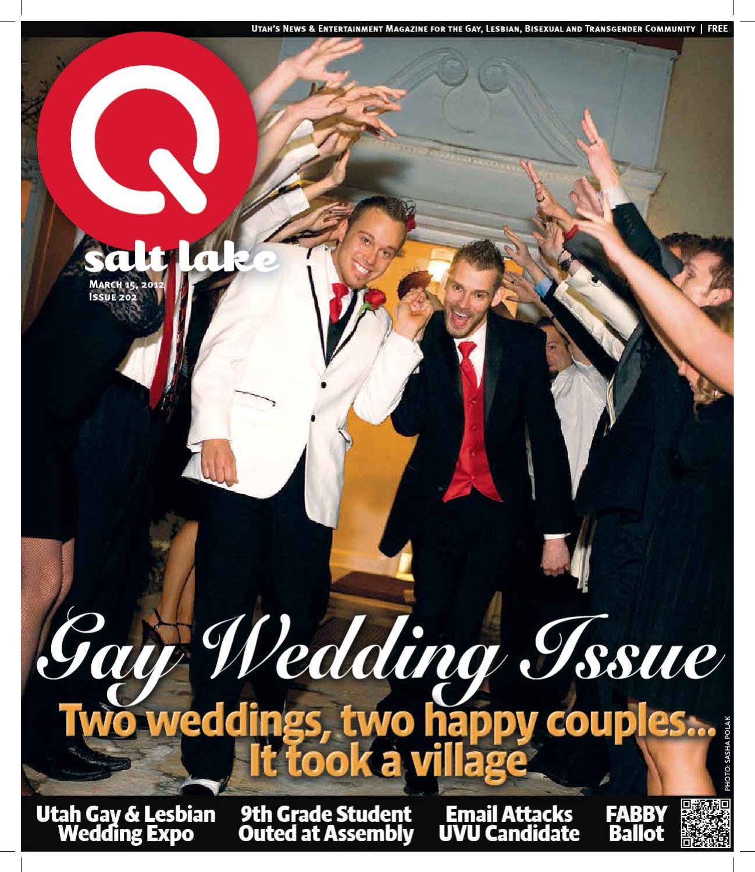 Ivins ut single gay men