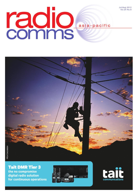 RadioComms Asia-Pacific Jul/Aug 2012 by Westwick-Farrow Media - issuu