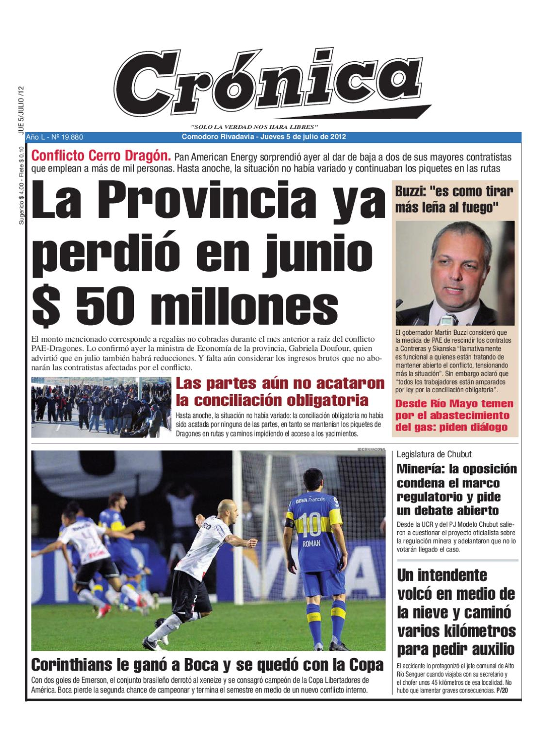huge discount 3c82d e25a3  dee708acd53 by Diario Crónica - issuu