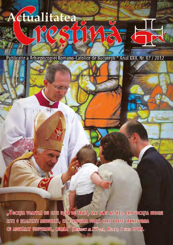 Intalnirea catolica unica gratuita