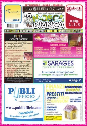 Mosca Bianca Cuneo N 310 By Sandro Acchiardi Issuu