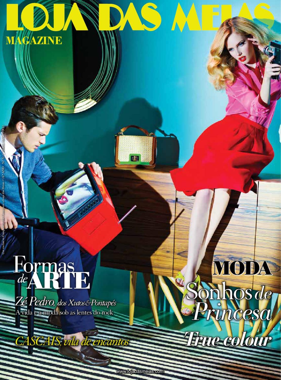 0301a818bae Loja das Meias Magazine 52 - Abril   Agosto 2012 by Companhia das Cores -  issuu
