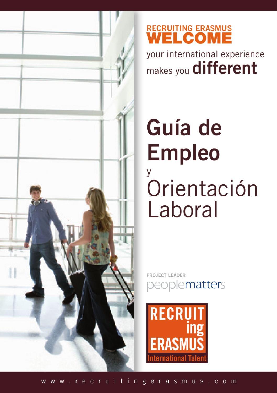 Guia de Empleo y Orientacion Laboral 2012 by PeopleMatters - issuu