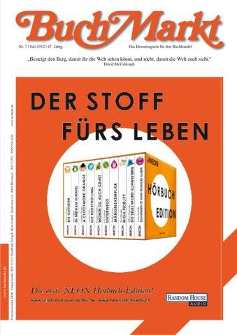 Buchmarkt Anzeigen Juli 2012 By Buchmarkt Issuu