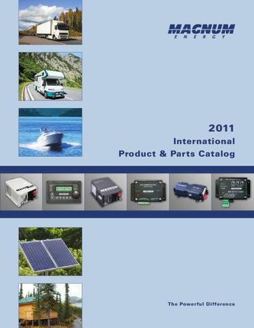magnum-product-parts-catalog by Joel Katona - issuu on