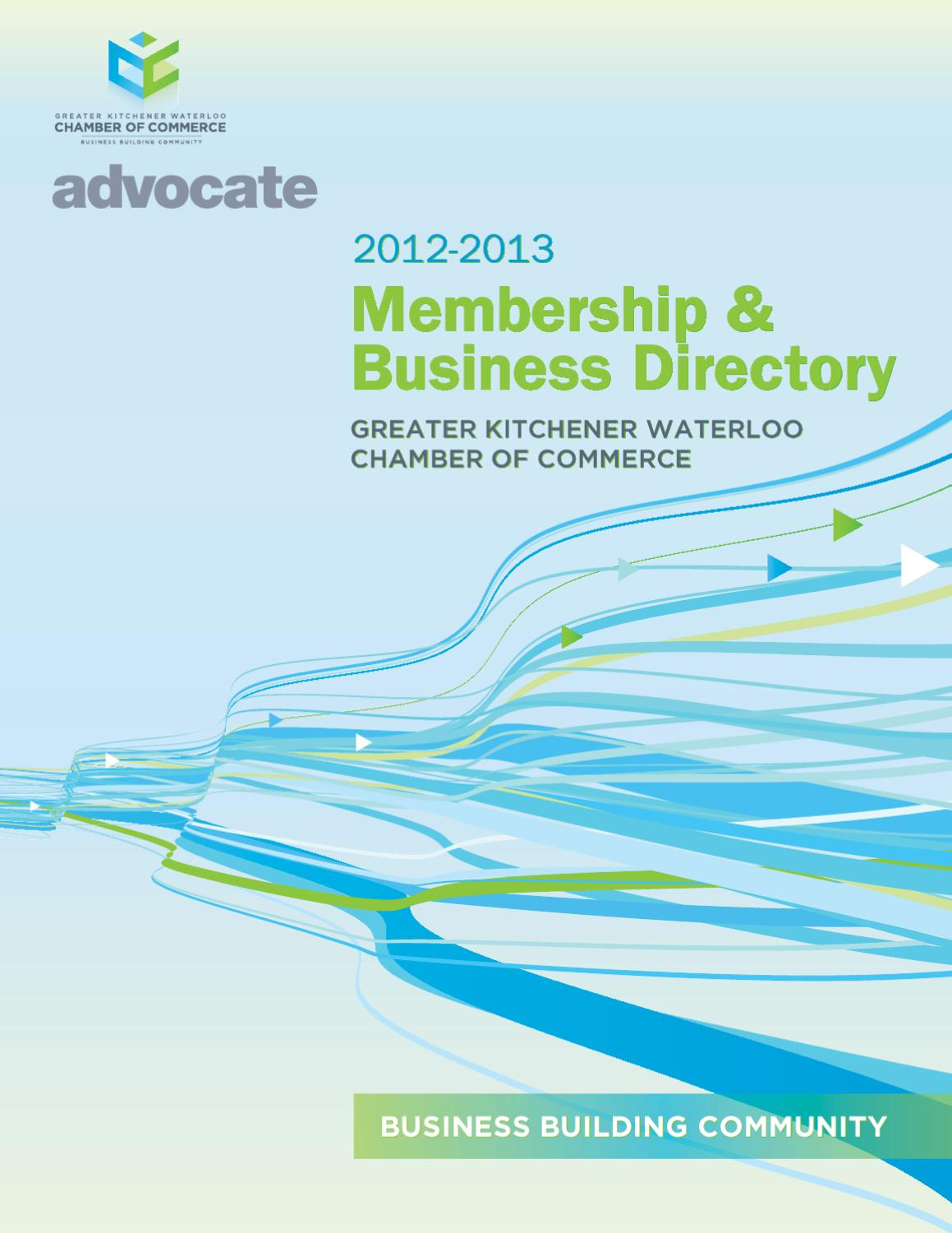 2012-13 Membership & Business Directory by Natalie Hemmerich - issuu