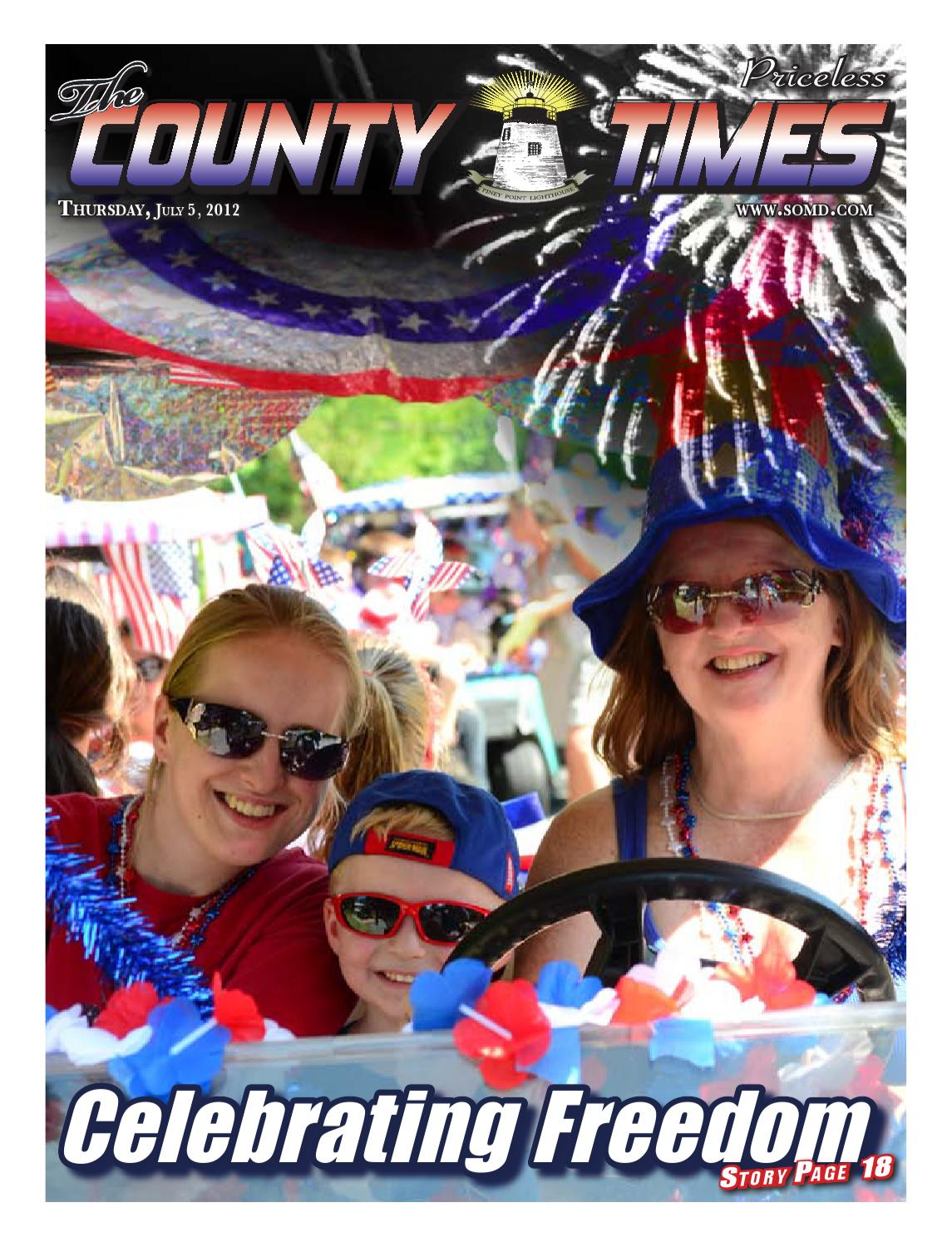 7830ee8c7f71 2012-07-05 The County Times by Southern Maryland Online - issuu