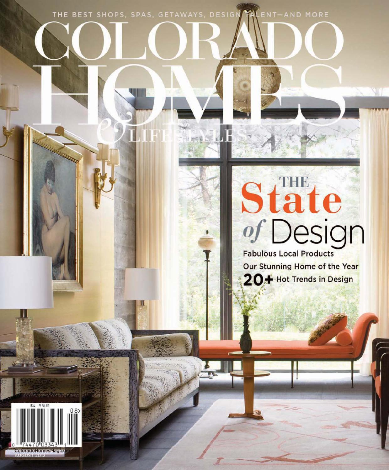 Colorado Homes U0026 Lifestyles By Network Communications Inc.   Issuu