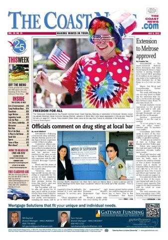 super popular 965f0 2152e The Coast News, July 6, 2012 by Coast News Group - issuu