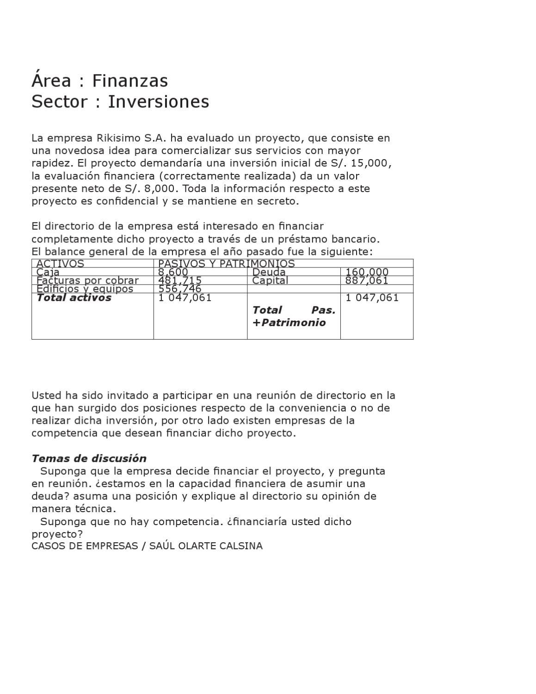 Casos de empresas page 15