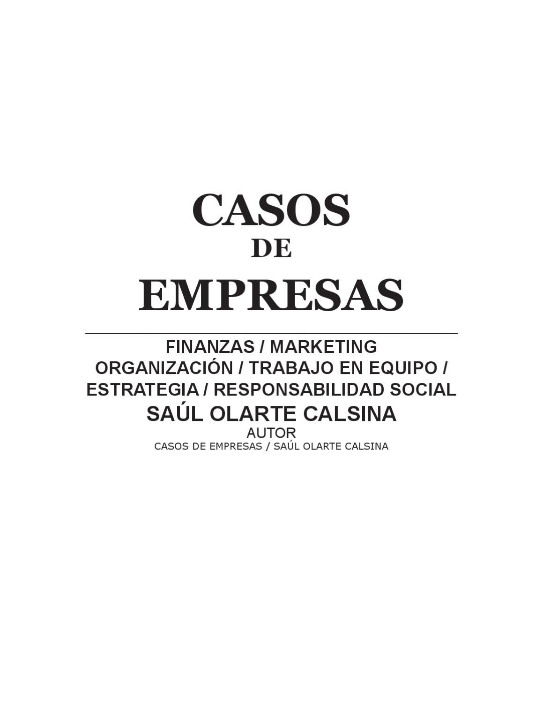 Casos de empresas page 5