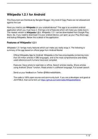 Wikipedia - community or social movement? by Giorgio Bertini