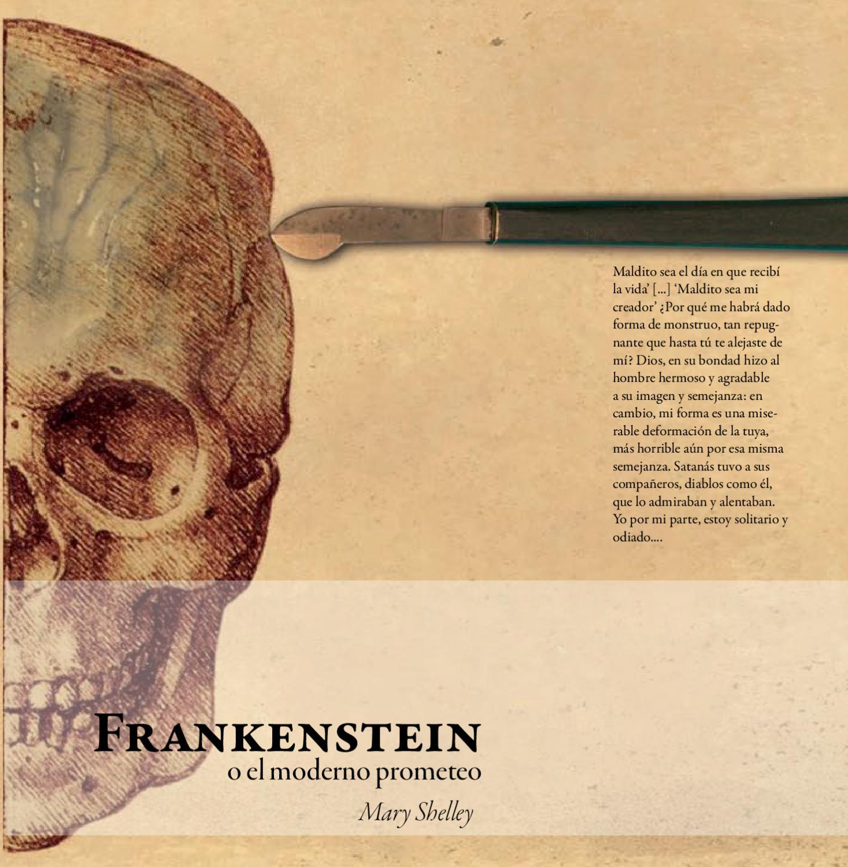 frankenstein- mary sheley by john lopez - issuu