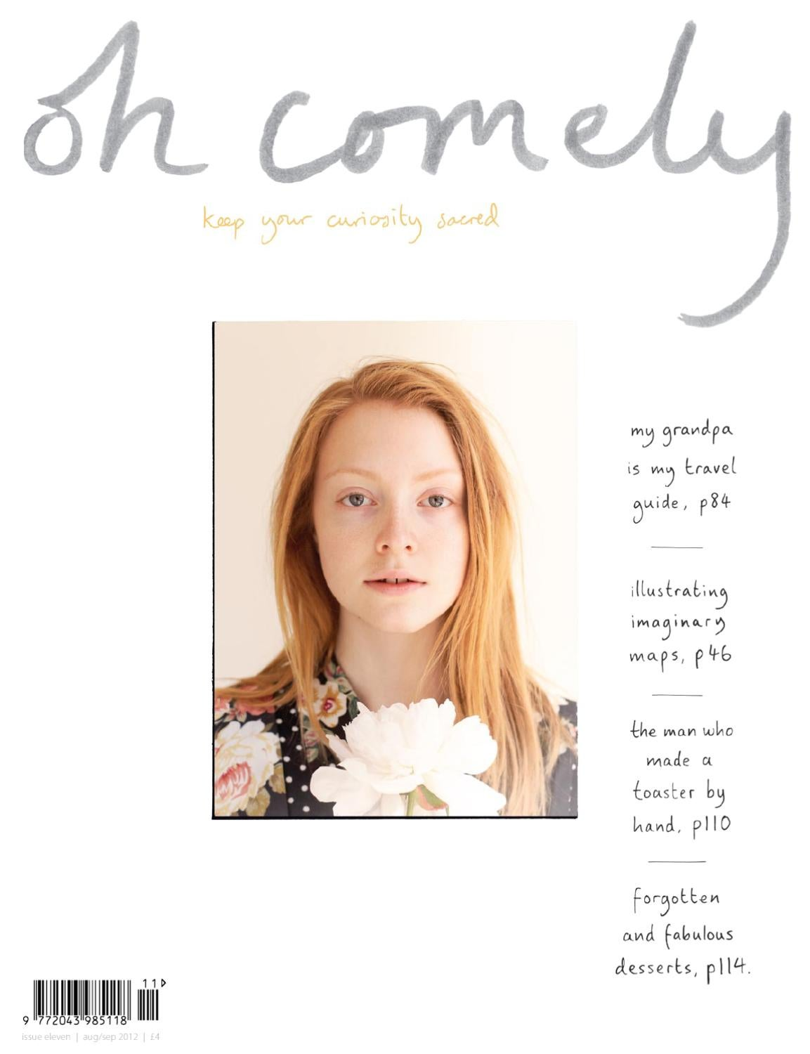 2e6f3b3677e4 Oh Comely magazine issue 11 by oh comely magazine - issuu