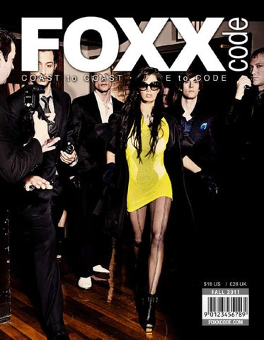 d43b356b00d7a Foxxcode Magazine Chicago by Mike White - issuu