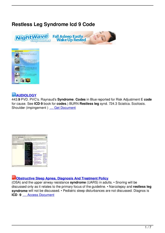amazon com restless leg syndrome treatment cramp pain relief ...