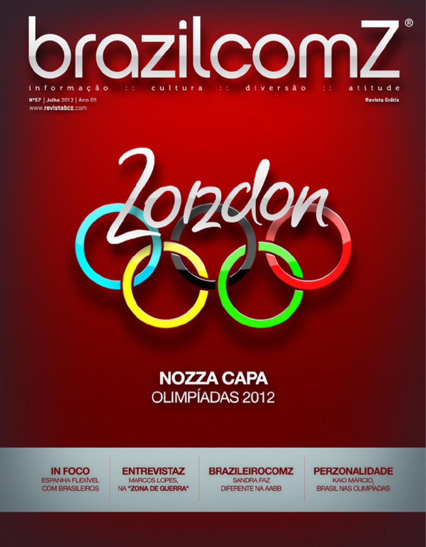 45789a41c Brazilcomz nº57 by Revista BrazilcomZ - issuu