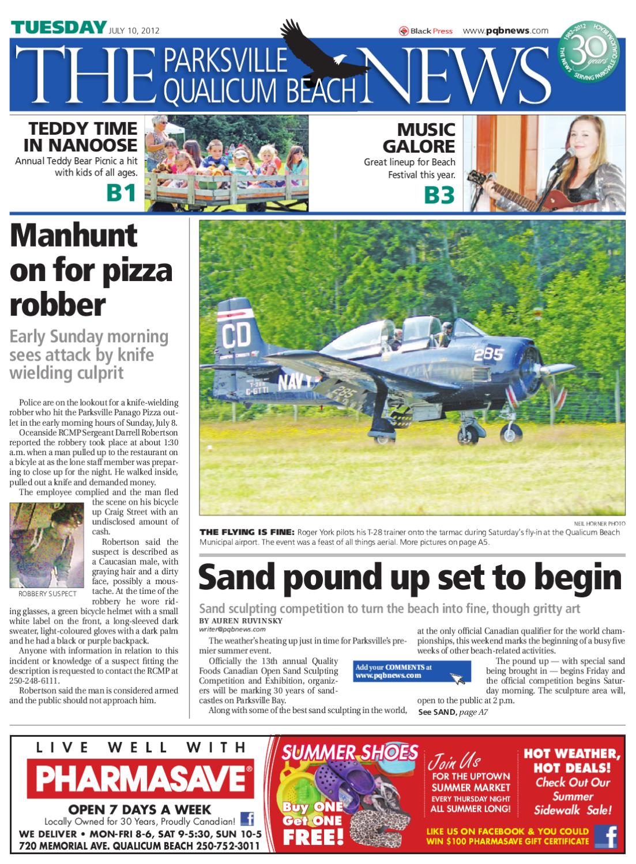 Parksville Qualicum Beach News, July 10, 2012 by Black Press - issuu