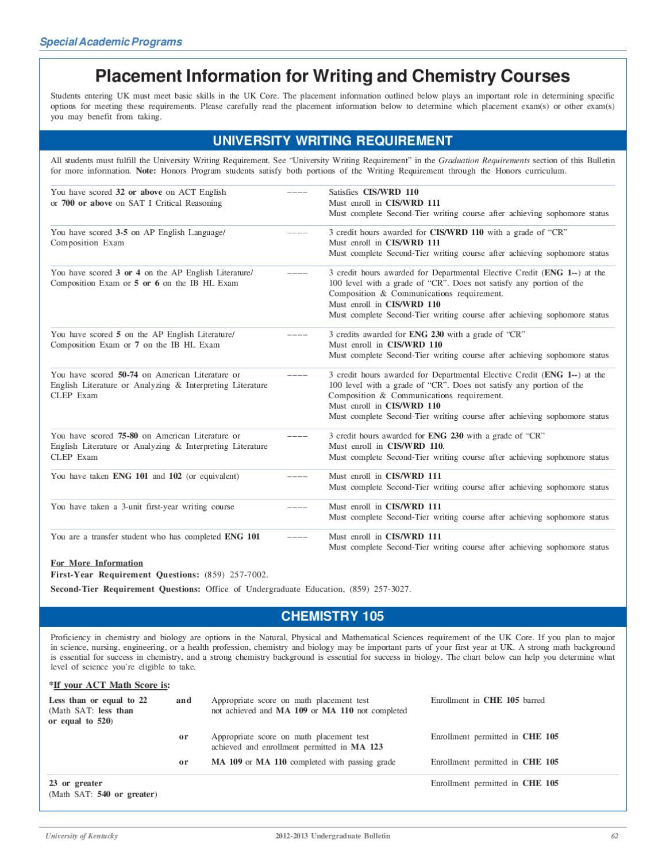 2012-13 UK Bulletin, Part 1 by University of Kentucky - issuu