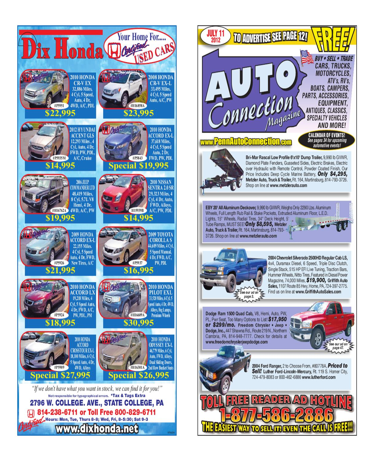 07 11 12 Auto Connection Magazine By Issuu Autostick Electrical Diagrams Ii