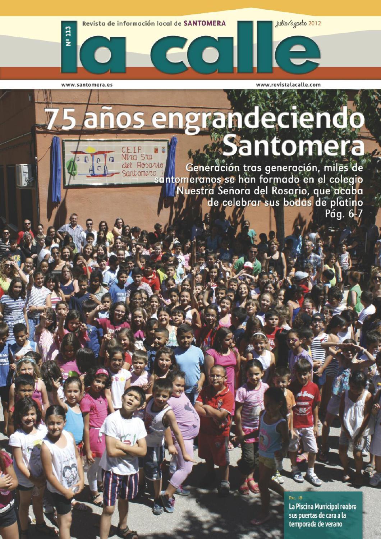 La 20calle 20113 20web By Revista La Calle Santomera Issuu # Muebles Tovar Beniel